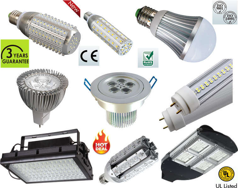 Features and Benefits of LED