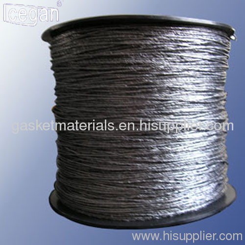 Expanded Graphite Yarn sealing materials