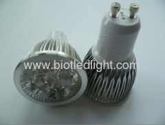 5W 5x1W High Power led spot GU10 base