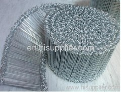 Electrol Galvanized bar tie wire