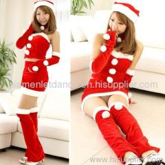 Wholesale sexy Christmas dress