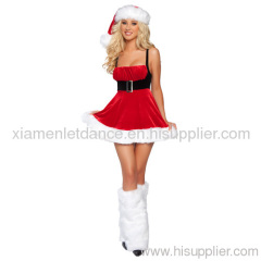 Wholesale sexy women Christmas costume