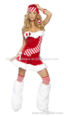 Wholesale sexy adult Christmas costume