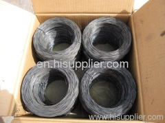Soft Black Annealed Wire coil