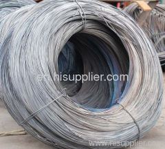 Low Carbon Black Annealed Wire