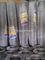 high carbon crimped wire mesh