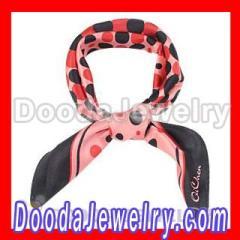 Polka Dot Hermes Silk Scarf Wholesale