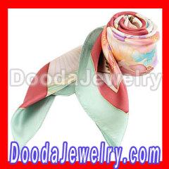 women silk scarf