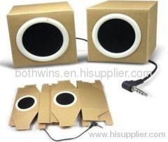 promotional loudspeaker