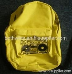 shoulder bag louspeaker