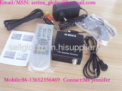 Avatar dongle SD DVB-S Dongle / Decoder for Africa DSTV (W3A NSS7 ( 22 W) BADR 5 (26 E) Eutelsat W7 (36 E )