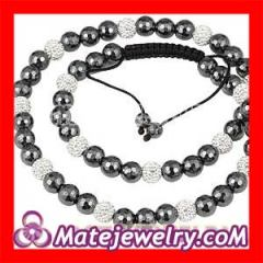 Shamballa Tresor Paris Crystal Necklaces