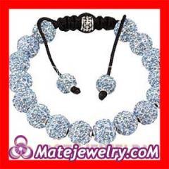 Shamballa Nialaya Crystal bracelets