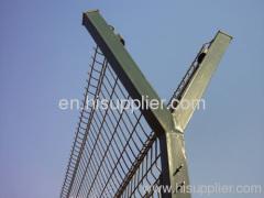 PVC Chain Link Fences