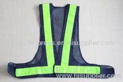 Reflective Vest- Safety Vest-Road Safety Reflective Vest-Yuanhui Reflective Material