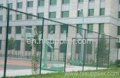 hot galvanized chain link fence mesh