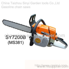 saw chainsaw Gasoline chain saws