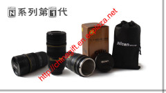 Nikcan Camera Lens Mug 1:1 24-70mm Lens thermos Mug/cup (1st Generation)
