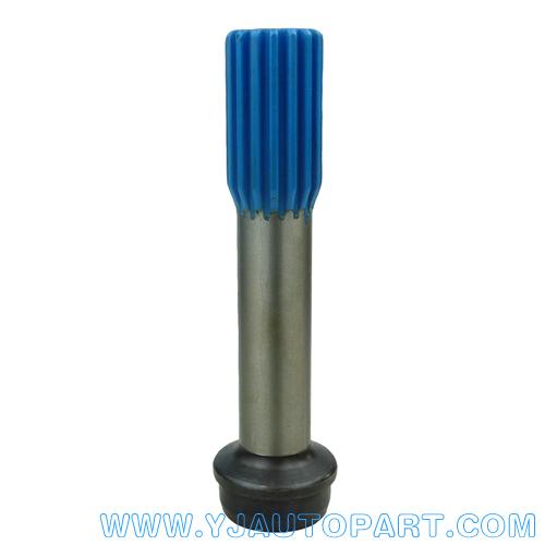 Drive shaft parts spline shaft tube