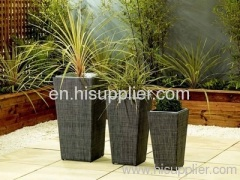 Fabric outdoor garden furniture
