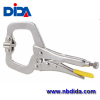 General purpose Chrome plating locking pliers