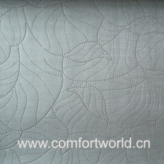 Embossed Decorative Leather Fabric