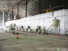 PET granulate production line(300KG/H)