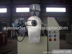 PVC-150/33 GRANULATE EXTRUSION LINE(400kg/h)