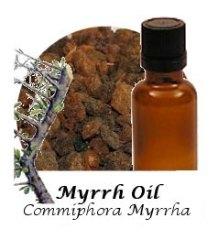 Aroma Myrrh Oil