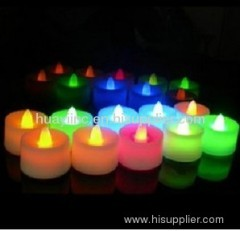 Color Changing Candle/Led Candle Wholesale/Led Battery Candle