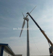 Wind Turbine Generator,Horizontal Axis Wind Turbine Generator 50kw
