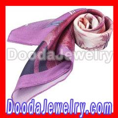 Fashion ladies silk scarf