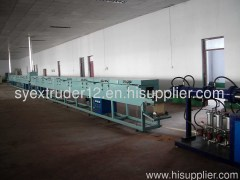 PVC seal production lines: