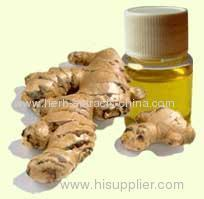 extracted ginger oil