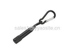 LED keychain flashlight / LED Pocket torch