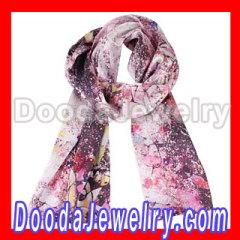 silk sleep scarf Long