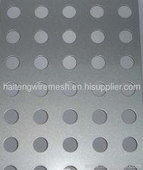 Round Perforated Metal Mesh