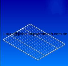 welded wire mesh refrigerator shelf