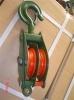 crane block/ pulley block/ crane pulley/ snach block