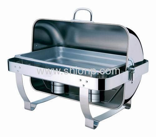 ST.ST rectangle chafing dish