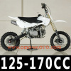 KLX 125cc Cheap Dirt Bike