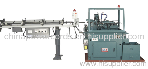 Full automatic lathe machine for solid pins produing