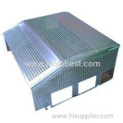 Electronics Sheet Metal Parts