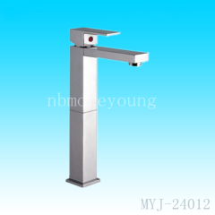 Hight neck Basin Tap
