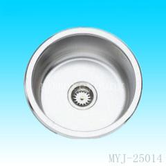 round kitchen sinks