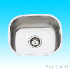 square stainless steel kitchen sinks/basin