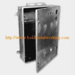 Metal Panel Box Fabrication