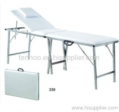 Portable First Aid Examination Bed