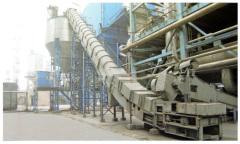 chain conveyor machine