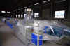 PVC profile production line extruder